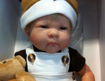Bambola Berenguer Boutique bimbo con orso