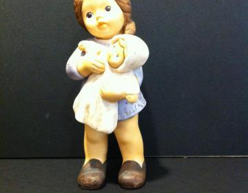 #Goebel #Nina e Marco #statuina #statuine #porcellana