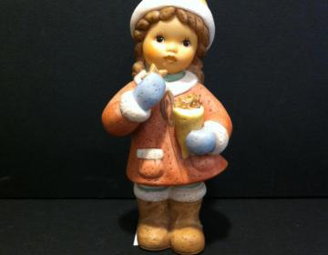 #Goebel #Nina e Marco #statuina #statuine #porcellana #bomboniera
