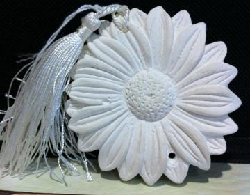 bomboniere: fiore in gesso