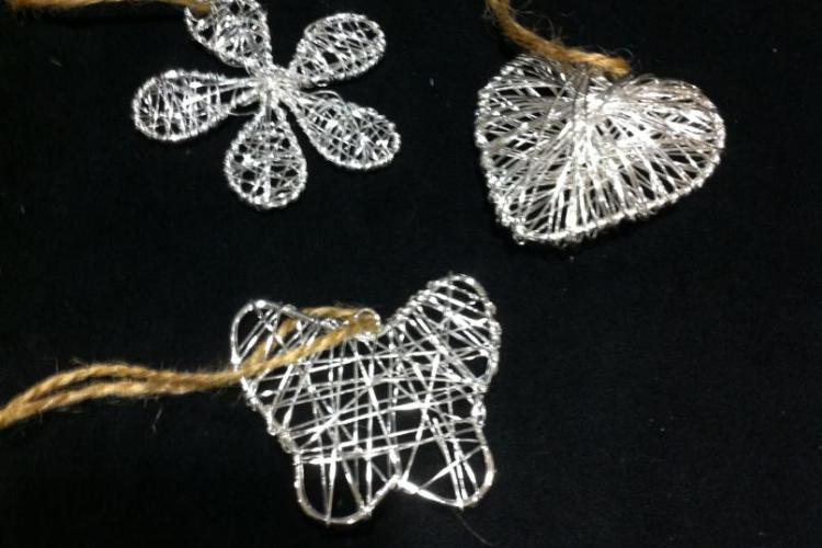 bomboniere ciondoli metallo occasione speciale