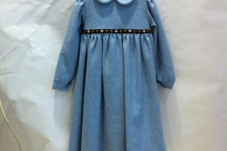 vestito lana made in Italy