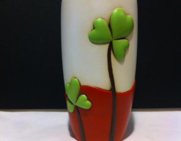 vaso egan campo di cuori