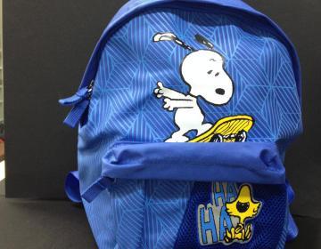 Offerta speciale: zainetto asilo Snoopy Peanuts