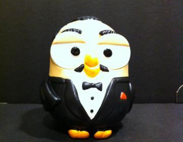 Egan: statua Goofi Goofhater il Padrino