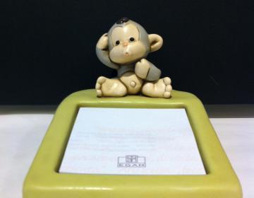 porta post it Egan scimmietta