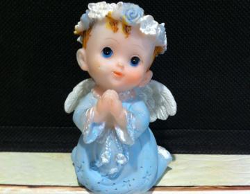 Offerta speciale bomboniera Comunione Battesimo angelo