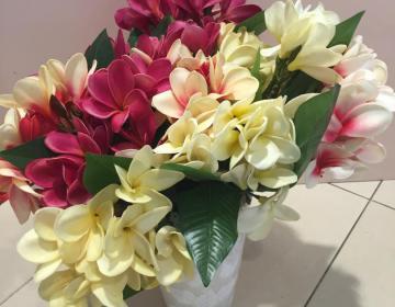 frangipane fiore finto