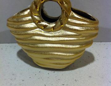 borsa oro vaso